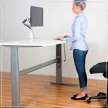 Sit to Stand to Success: Ergonomic Health Leads to Longer Lives and Higher Productivity