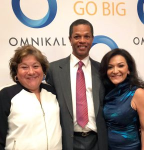 Elizabeth Bartz, President and CEO of State and Federal Communications, Inc.;Kenton Clarke, President & CEO at OMNIKAL and Nina Vaca, Chairman and Chief Executive Officer of Pinnacle1