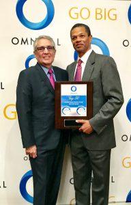Fred Lona, Senior Director, Supplier Diversity at Hilton Worldwide and Kenton Clarke, President & CEO at OMNIKAL