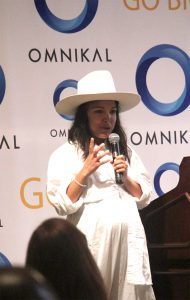 Miki Arawal, CEO of Thinx