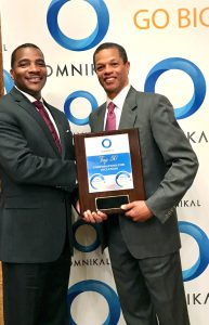 Rupert R. Warner, Jr., Program Manager, Supplier Diversity at United Sates Postal Service and Kenton Clarke, President & CEO at OMNIKAL