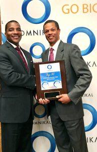 Rupert R. Warner, Jr., Program Manager, Supplier Diversity at United Sates Postal Service and Kenton Clarke, President & CEO at OMNIKAL