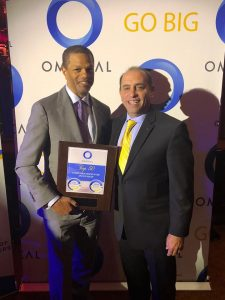 Kenton Clarke, President & CEO at OMNIKAL and Angel Colon, Director of Multicultural Development at The Kroger Company