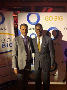 Kenton Clarke, President & CEO at OMNIKAL and Dennis Jean-Jacques, President and Chief Investment Officer at Ocean Park Investments LLC