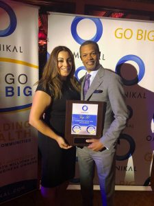 Marie Nastro, Client Liaison Officer at Procuretechstaff and Kenton Clarke, President & CEO at OMNIKAL